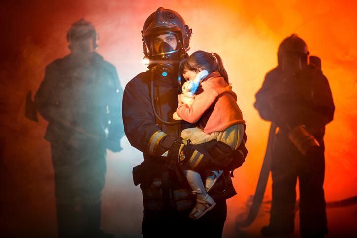 婚活パーティーで消防士が人気の理由
